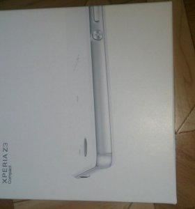 Продам Sony Xperia Z3 Compact