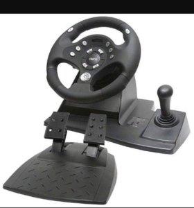 Продам руль для ПК dialog