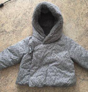 ZARA новая куртка на девочку