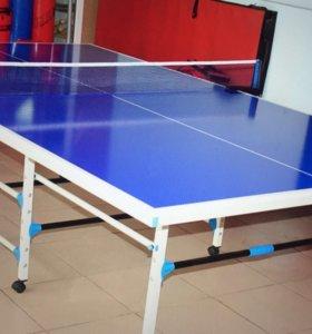 Теннисный стол влагостойкий всепогодный для улицы