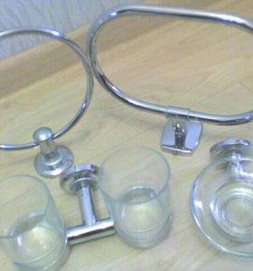 Настенные аксессуары для ванной, держатели