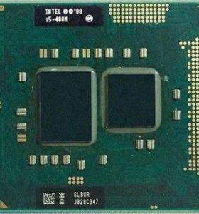 i5-480m для ноутбука Socket BGA1288, PGA988,G1