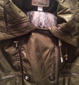 Куртка женская 50 р новая