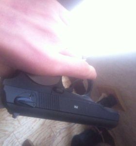 Пневматический пистолет макарова