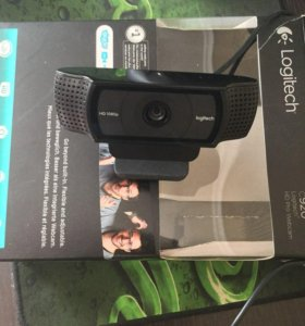 Веб камера Logitech HD Pro C920