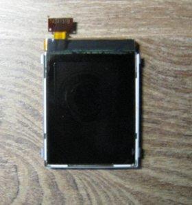 Nokia 6131 дисплей