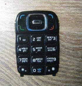 Nokia 6131 Клавиатура
