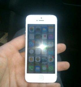 Продам IPhone 5 с lte