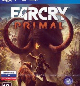"PS4 ""Far Cry Primal"", новый"