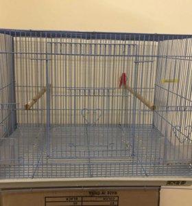 Клетка для мелких и средних птиц
