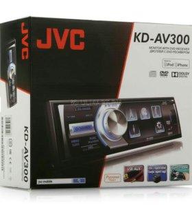 JVC KD-AV300