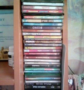 диски и кассеты