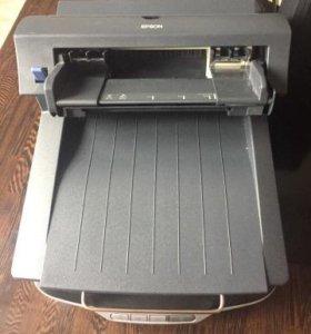 Сканер Epson Perfection 4490 с автоподатчиком