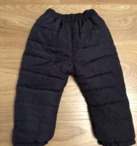 Продаются детские зимние балоневые штаны