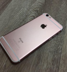 iPhone 6s 64g gold rose