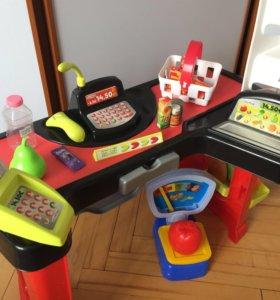 Игровой набор «Супермаркет»