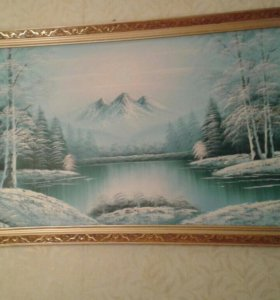 Картина размер130×70