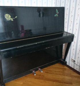 Классическое пианино