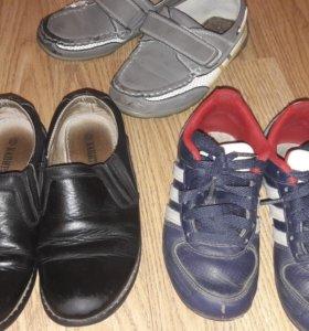 Обувь разм 31