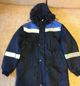 Куртка рабочая зимняя 52