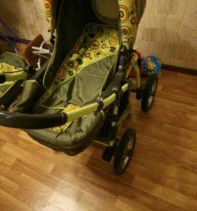 детская коляска Adamex Gustaw 2