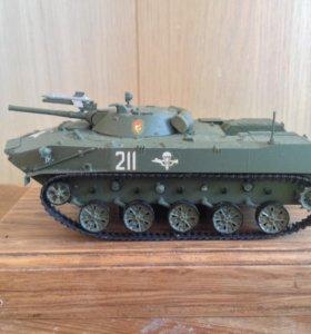 Макет БМД-1.