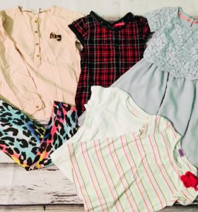Комплект одежды на 6-7 лет