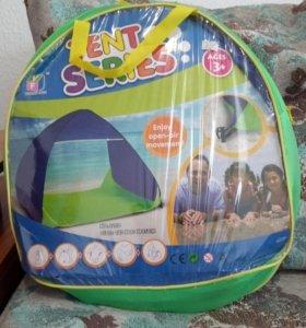Палатка летняя детская