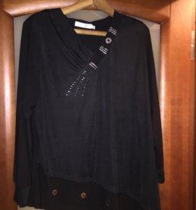 Блуза женская xxxl