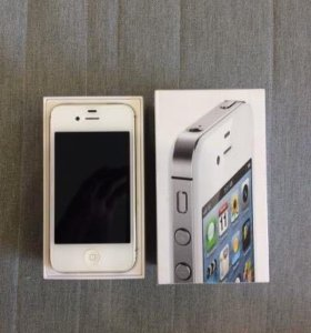 Продам iPhone 4s 8 gb