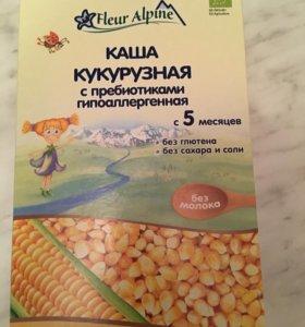 Каша Fleur Alpine кукурузная