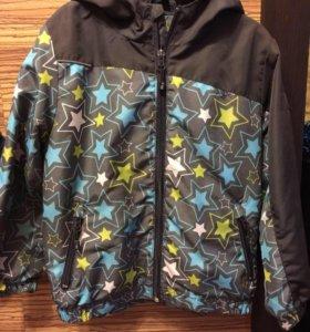 Куртка деткая
