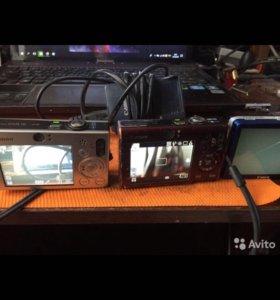 Фотоаппараты Canon ixus 70,80,115