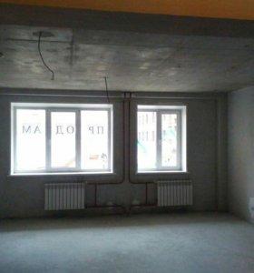 Квартира, студия, 46 м²