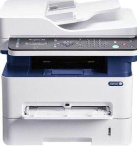 МФУ (принтер, ксерокс, сканер, факс)