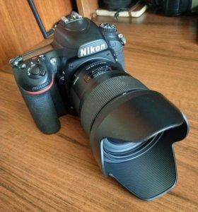 Sigma 35 f/1.4 art Nikon