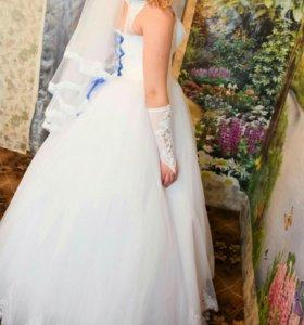 Свадебное платье торг уместен!!