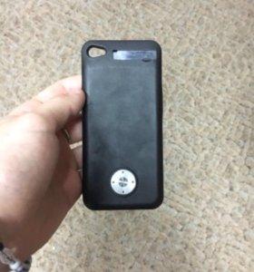 Аккумулятор на айфон 4,4s