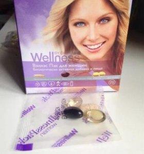 Вэлнэс Пэк для женщин (витамины)