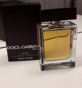 """Мужская туалетная вода Dolce & Gabbana """"The One"""""""