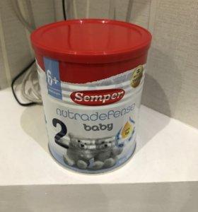 Молочная смесь Semper