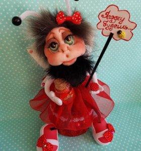 Интерьерные куклы и не только