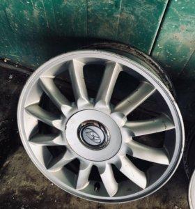 Диски R16 5*114.3 Hyundai оригинал  Хендэ