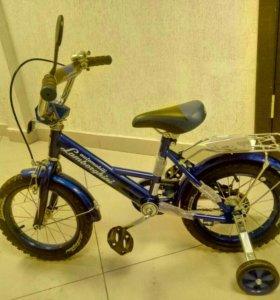 Детский велосипед Ламборджини 14