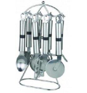 Набор кух. 8 предметов нержавеющая сталь