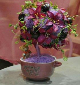 Топиарий вишневый
