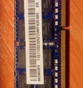 SK hynix 4GB 2R*8 PC3L-12800S