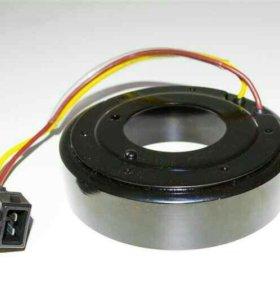 Перемотка муфт компрессора авто кондиционеров