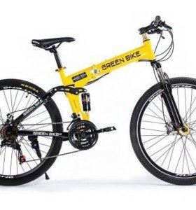 Складные горные велосипеды
