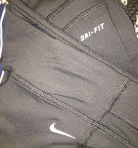 Nike dri-fit новые спортивные штаны